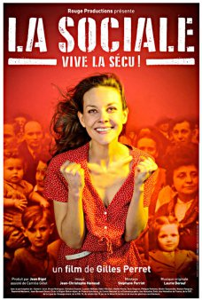 """La sociale"" disponible en Dvd !"